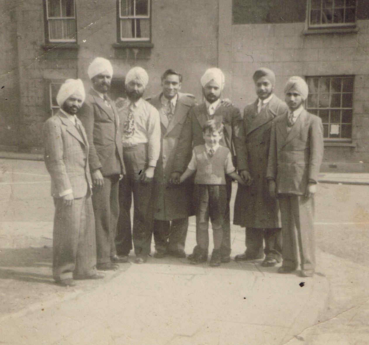 Image result for sikhs in london old photos